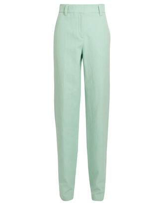 Dixon Relaxed Twill Trousers, MINT, hi-res