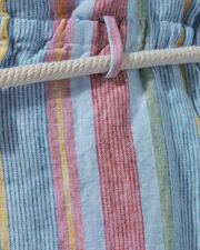 Stripe Linen Trousers, MULTI, hi-res