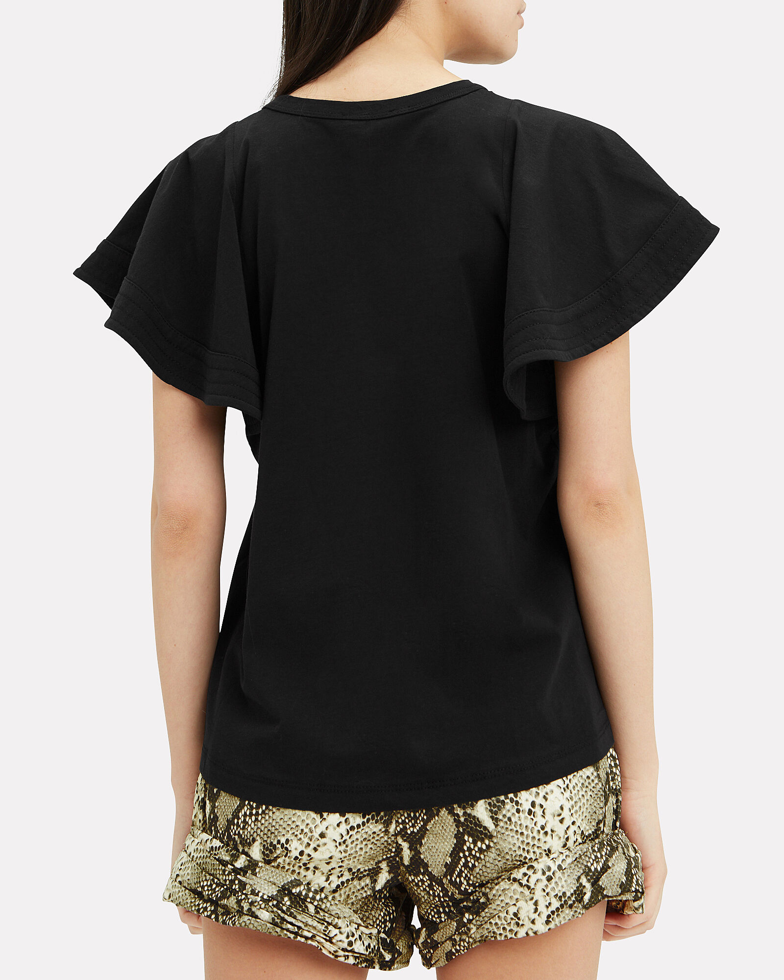 Carrie Black T-Shirt, BLACK, hi-res