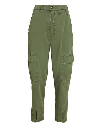 Catch All Ankle Cargo Pants, OLIVE/ARMY, hi-res