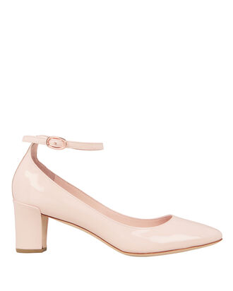 Electra Mary Jane Heels, PINK, hi-res