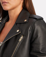 Denali Leather Moto Jacket, , hi-res