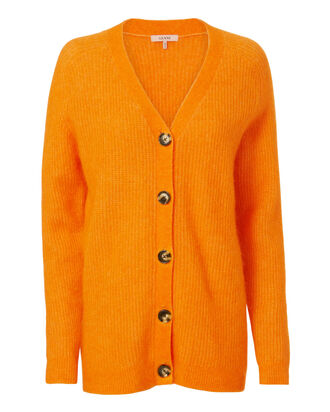 Evangelista Cardigan, ORANGE, hi-res