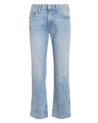 Harper Cropped High-Rise Jeans, DENIM-LT, hi-res