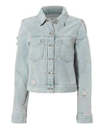 Nico Denima Jacket, BLUE-LT, hi-res
