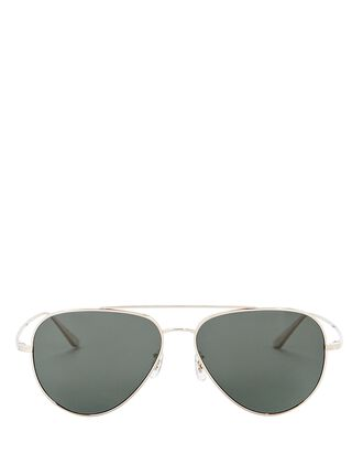 Casse Aviator Sunglasses, BLACK, hi-res