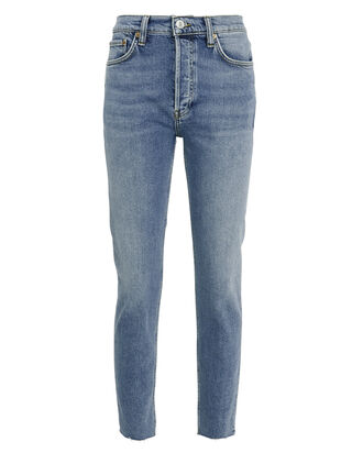 Comfort Stretch Jeans, DENIM-LT, hi-res