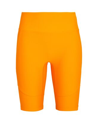 Nolan Biker Shorts, ORANGE, hi-res