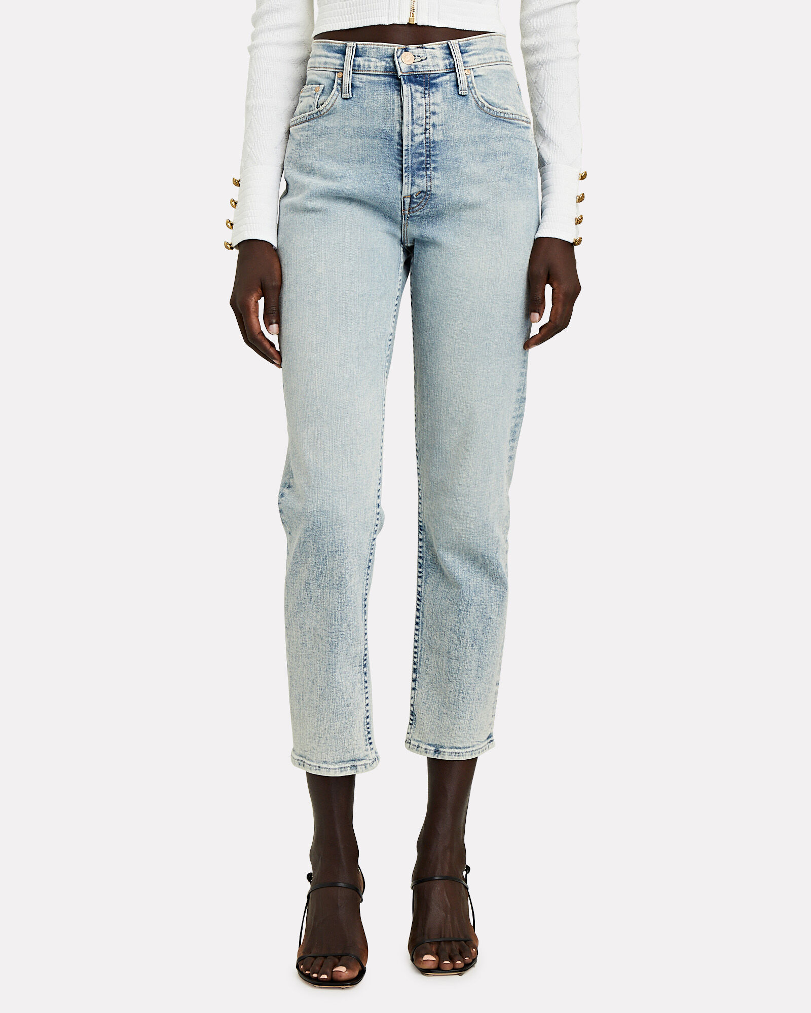 Tomcat High-Rise Cropped Jeans, MARAKESH DAYS, hi-res