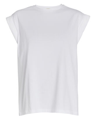 Porter Cotton Tank Top, , hi-res