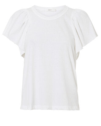 Simone T-Shirt, WHITE, hi-res