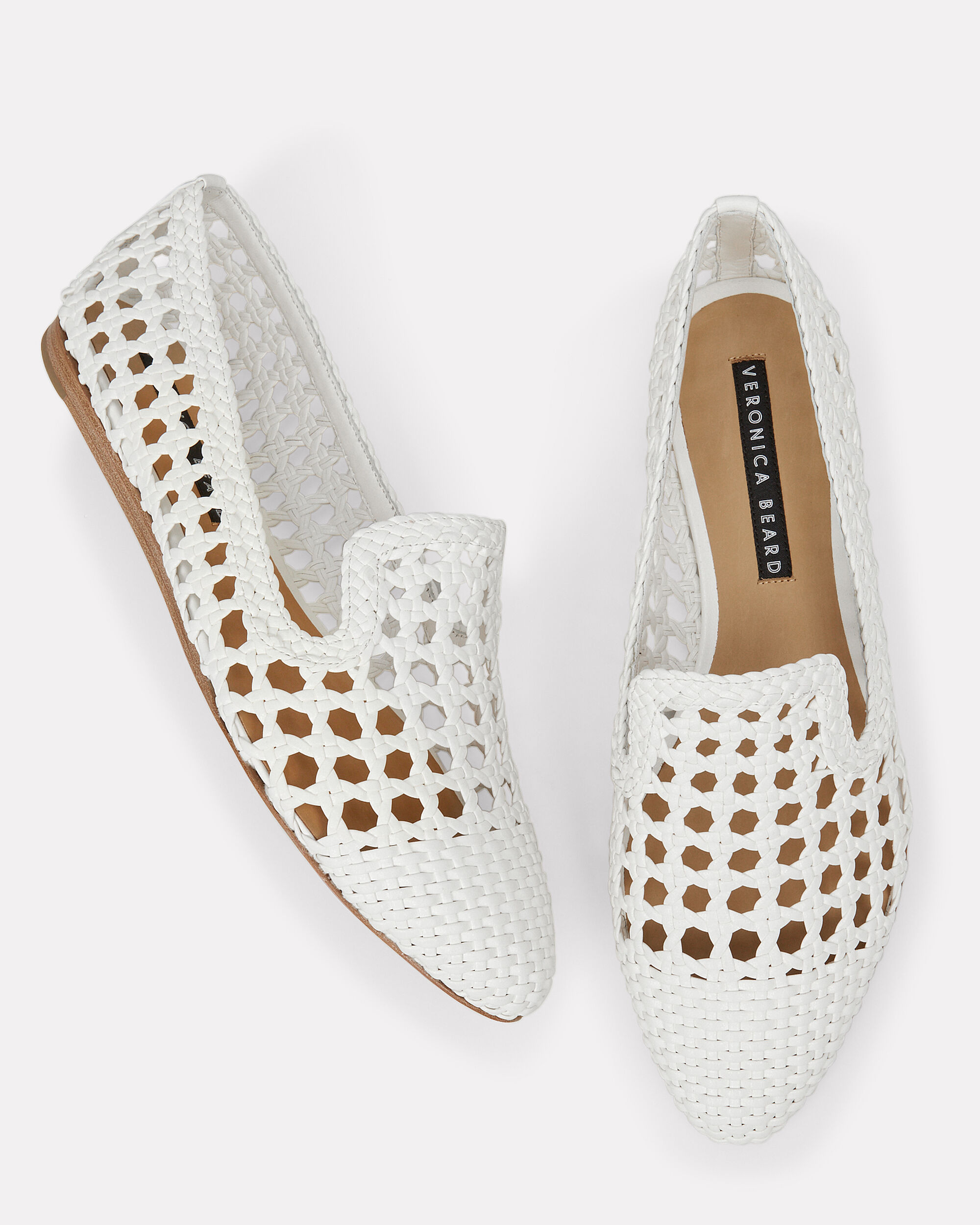 Griffin Loafers, WHITE, hi-res