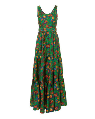Pellicano Maxi Dress, MULTI, hi-res