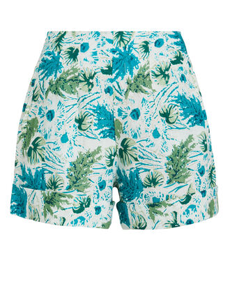 Shadi Floral Short, BLUE/WHITE/FLORAL, hi-res