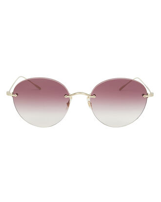 Colenia Gradient Sunglasses, PINK/GOLD, hi-res