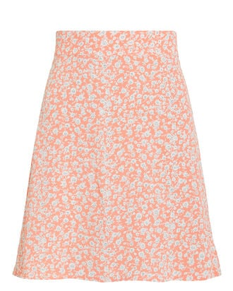 It Floral Mini Skirt, MULTI, hi-res