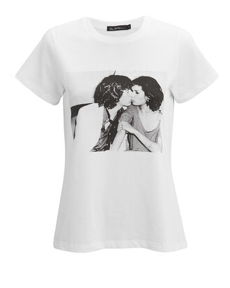 Mick And Bianca T-Shirt, WHITE, hi-res