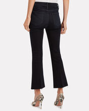 Le Crop Mini Boot Jeans, DARK WASH DENIM, hi-res