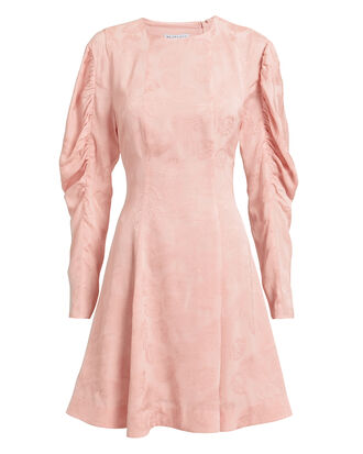 Nicola Mini Dress, PINK, hi-res