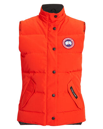 Freestyle Vest, ORANGE, hi-res