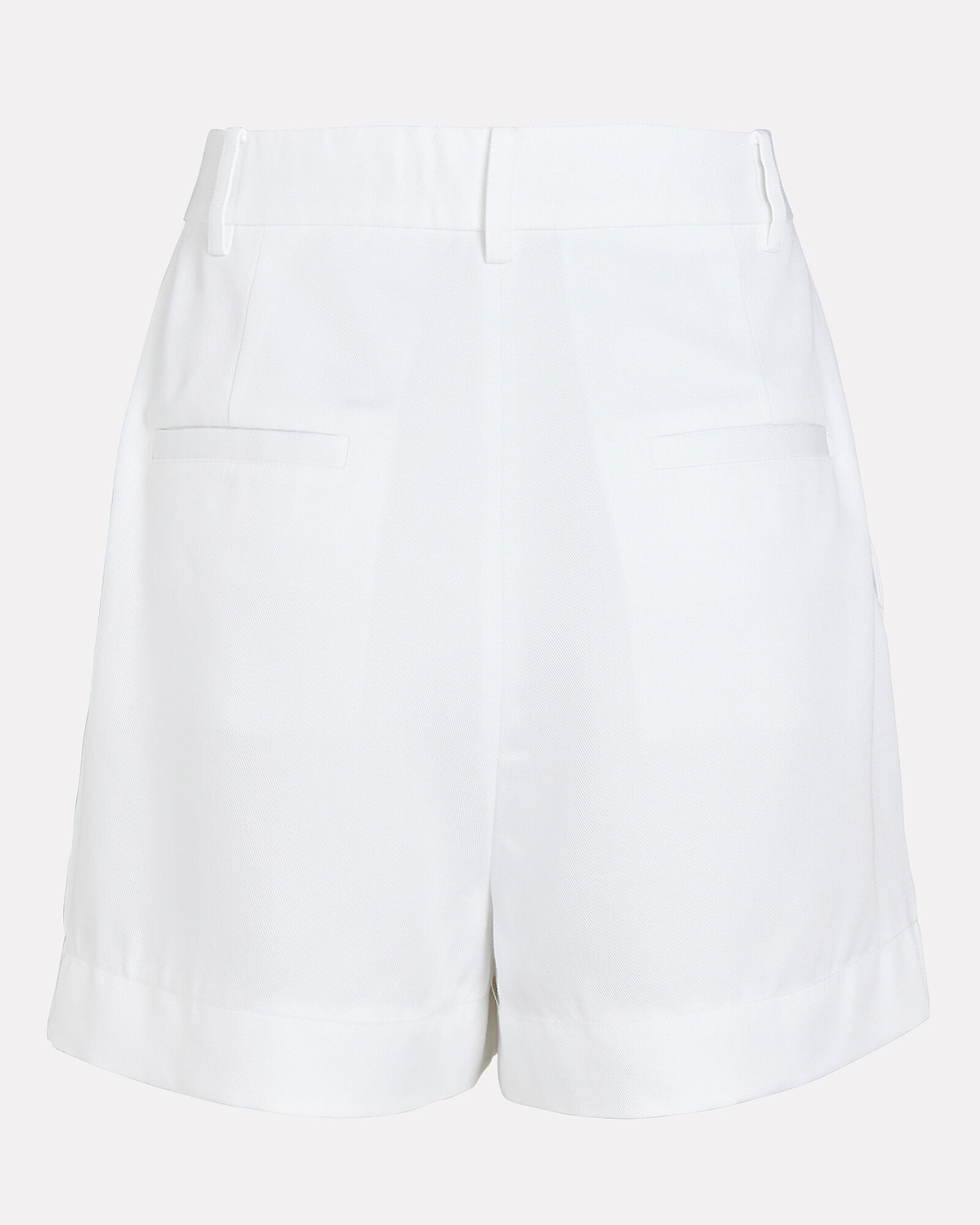 Soft Suiting Shorts, WHITE, hi-res