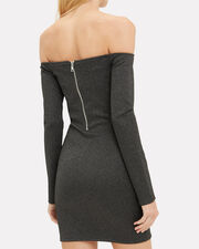 Electra Dress, GUNMETAL, hi-res