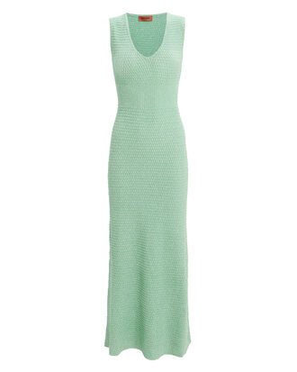Seafoam Green Maxi Dress, SEAFOAM GREEN, hi-res