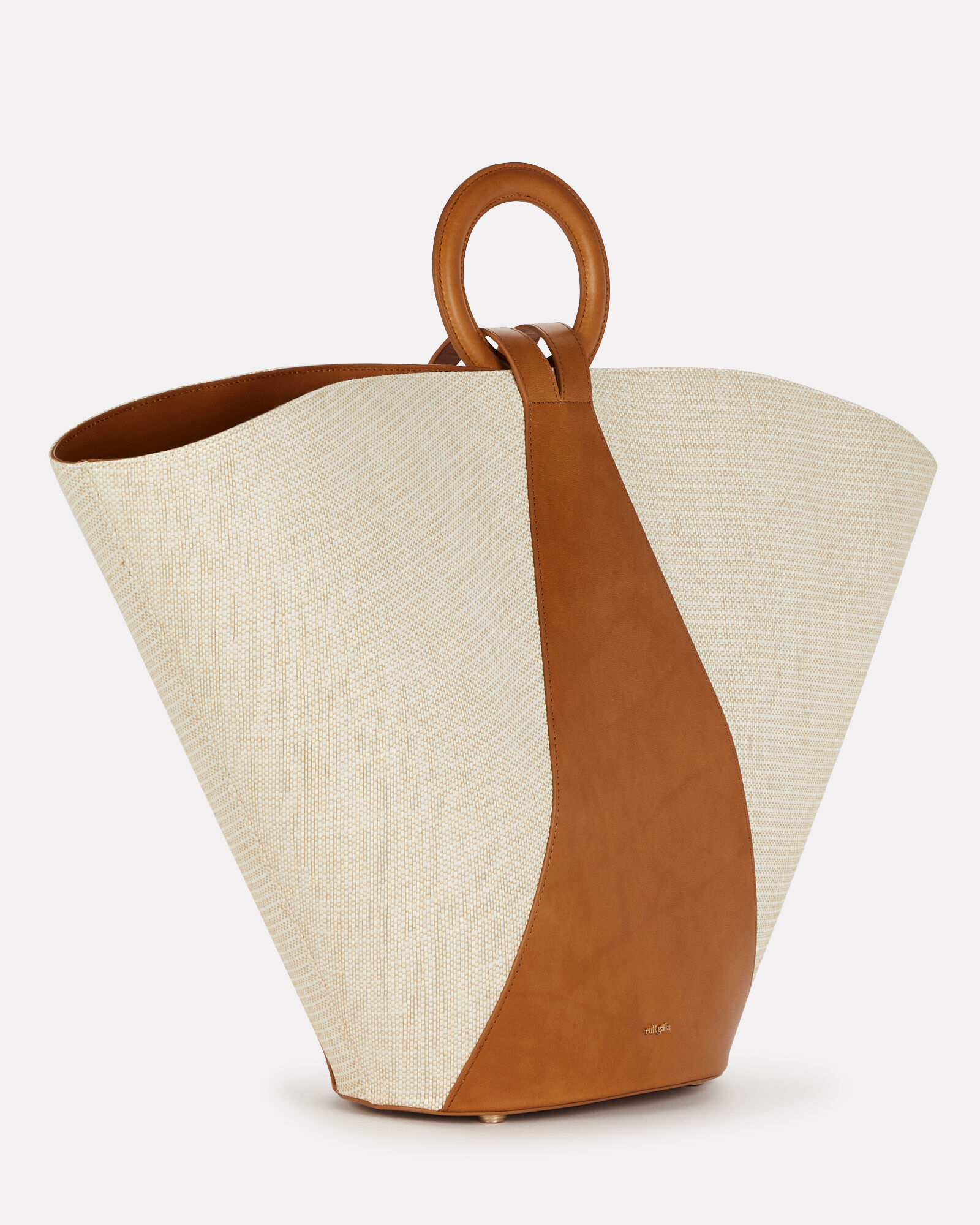 Roksana Large Beach Tote, BEIGE/BROWN, hi-res