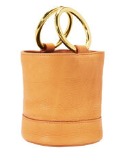Bonsai Gold Mini Bucket Bag, BEIGE/KHAKI, hi-res