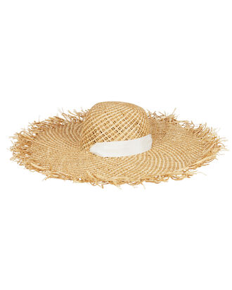 Darley Fray Sun Hat, BEIGE/WHITE, hi-res
