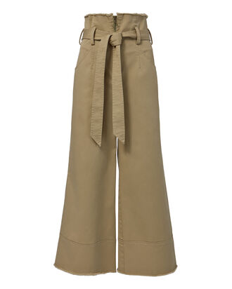 Grace Wide Leg Pants, BEIGE, hi-res