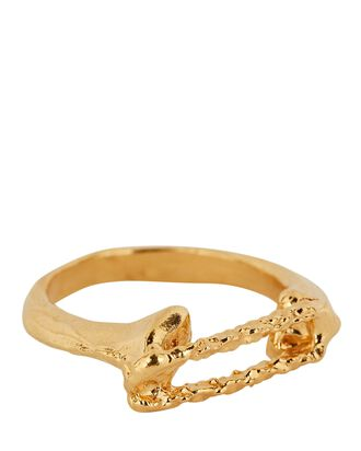 The Uncharted Seas Ring, GOLD, hi-res