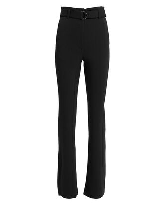 Morgan Trousers, BLACK, hi-res