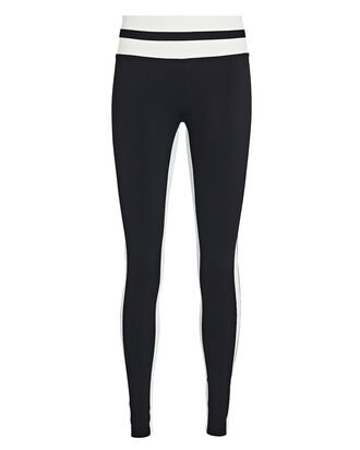 Flow Tuxedo Leggings, BLACK, hi-res