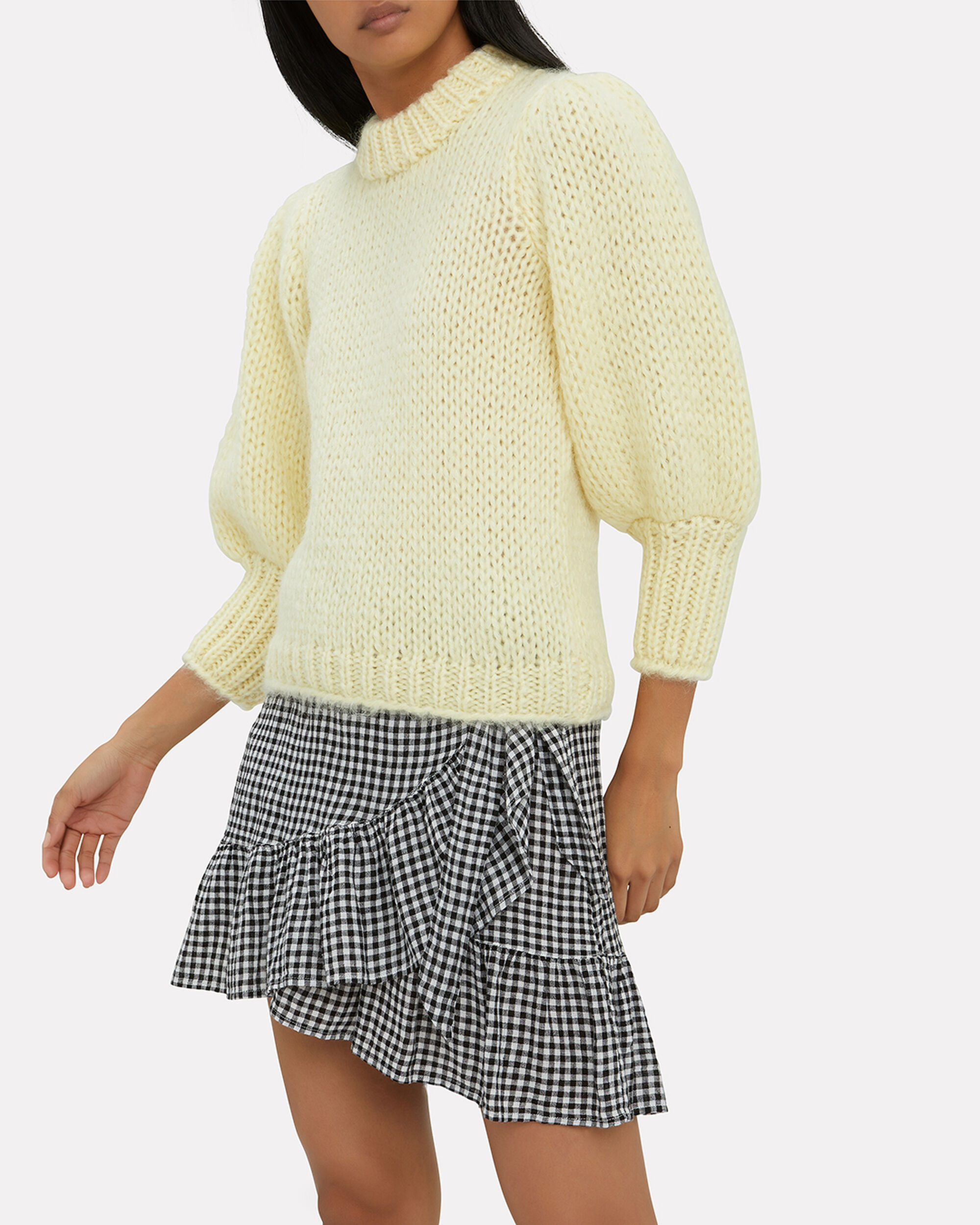 Julliard Sweater, IVORY, hi-res