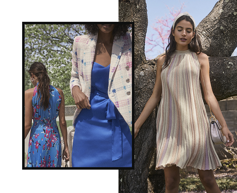 0f2215a1b8fe Designer Dresses & Gowns | INTERMIX®