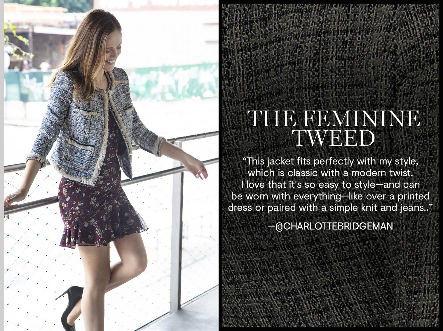 The Feminine Tweed