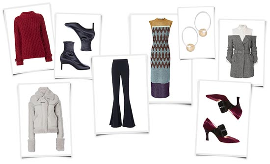 Shop Team INTERMIX's Fall Must-Haves