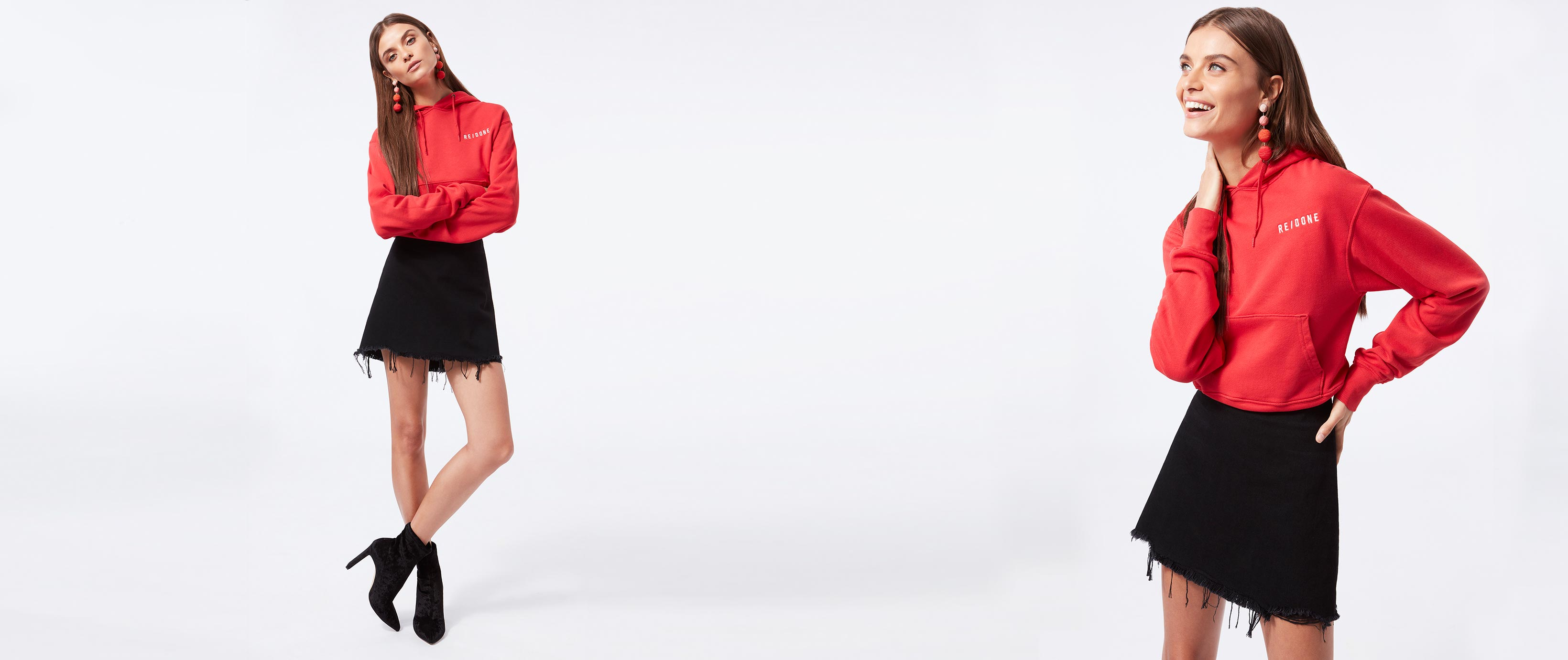 It-Girl Formula: Athletic-inspired pieces + Cool wardrobe classics + Novelty accessories = An of-the-moment look