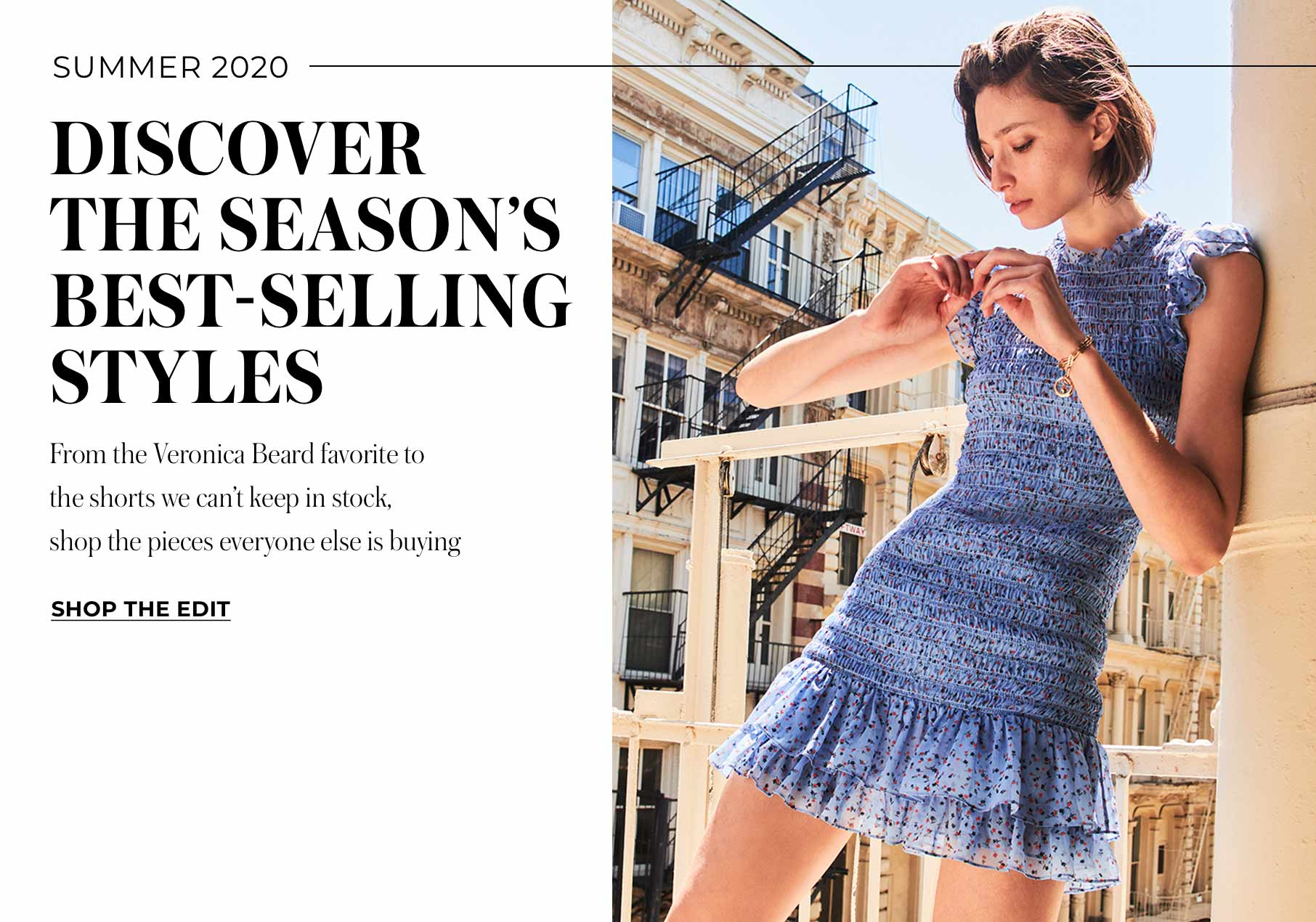 Discover The Season's Best-Selling Styles