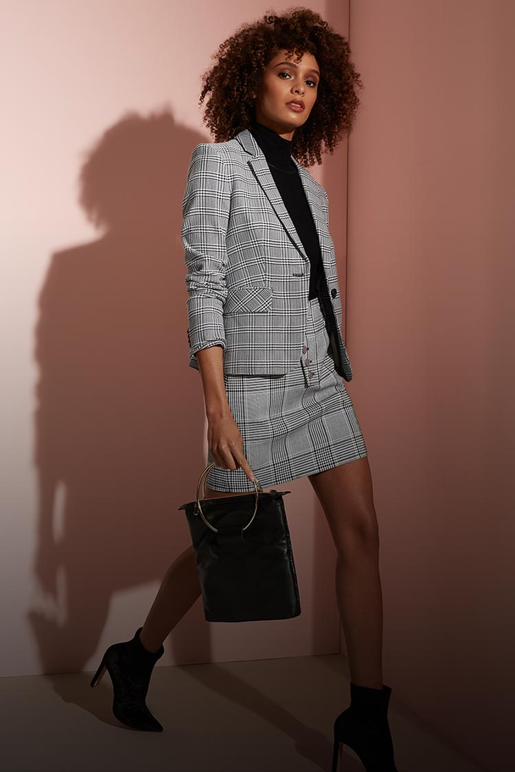 Suiting Made Sexy: This wardrobe staple finds a modern spin in romantic hues and updated silhouettes