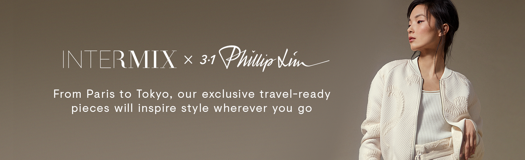 INTERMIX x 3.1 Phillip Lim