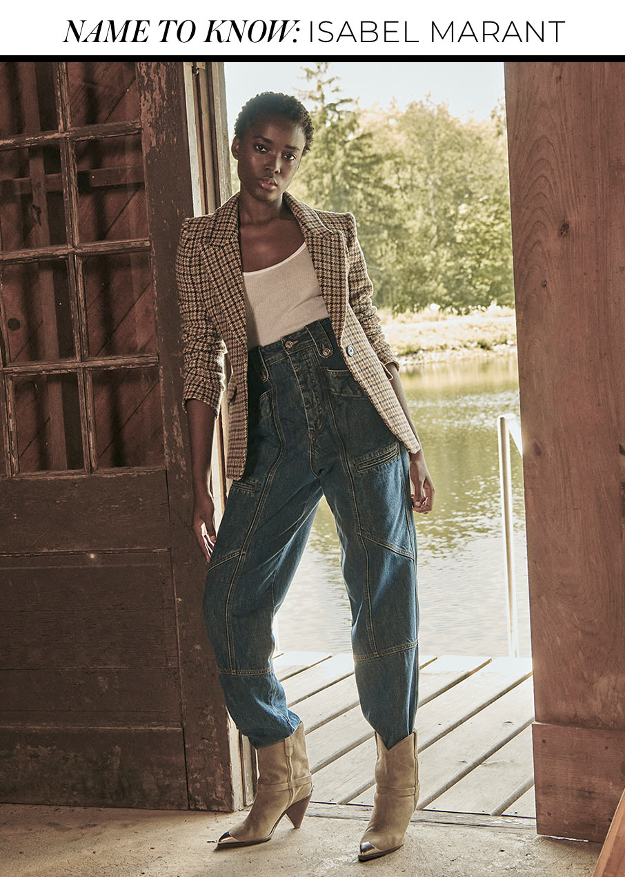 Name To Know: Isabel Marant