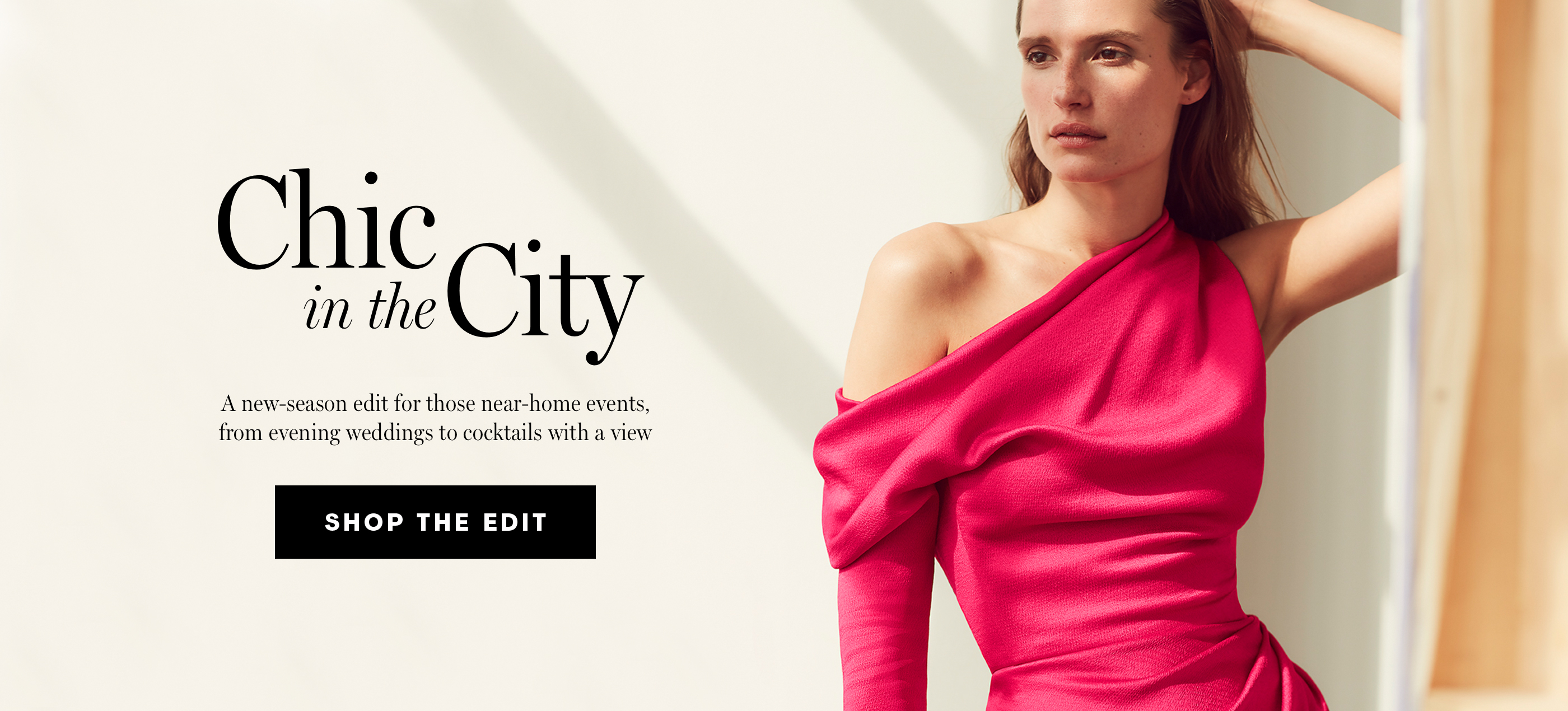 ccc8d1d1e2 Chic in the City. The Iconic Dress Collection