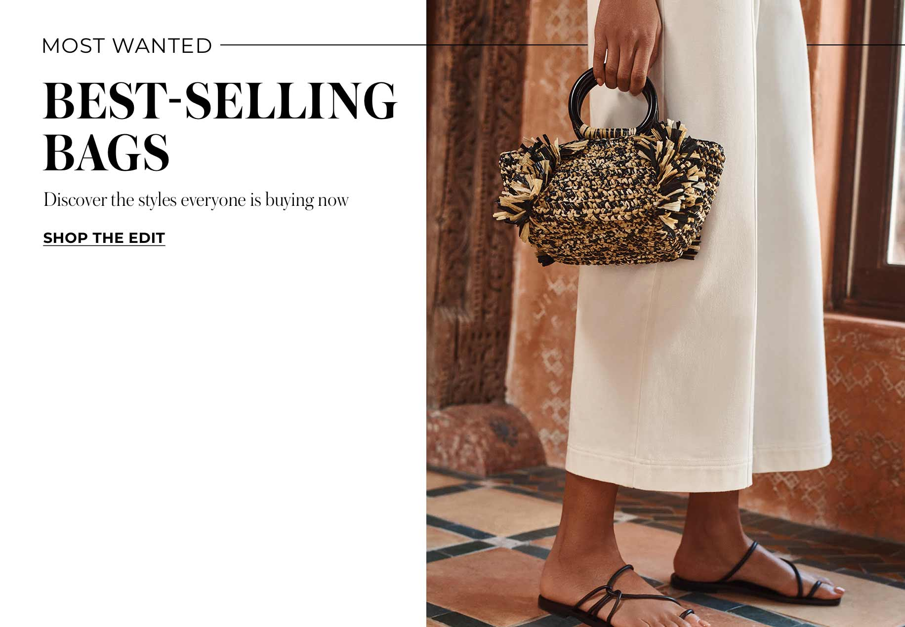 Most Wanted Best Selling Bags