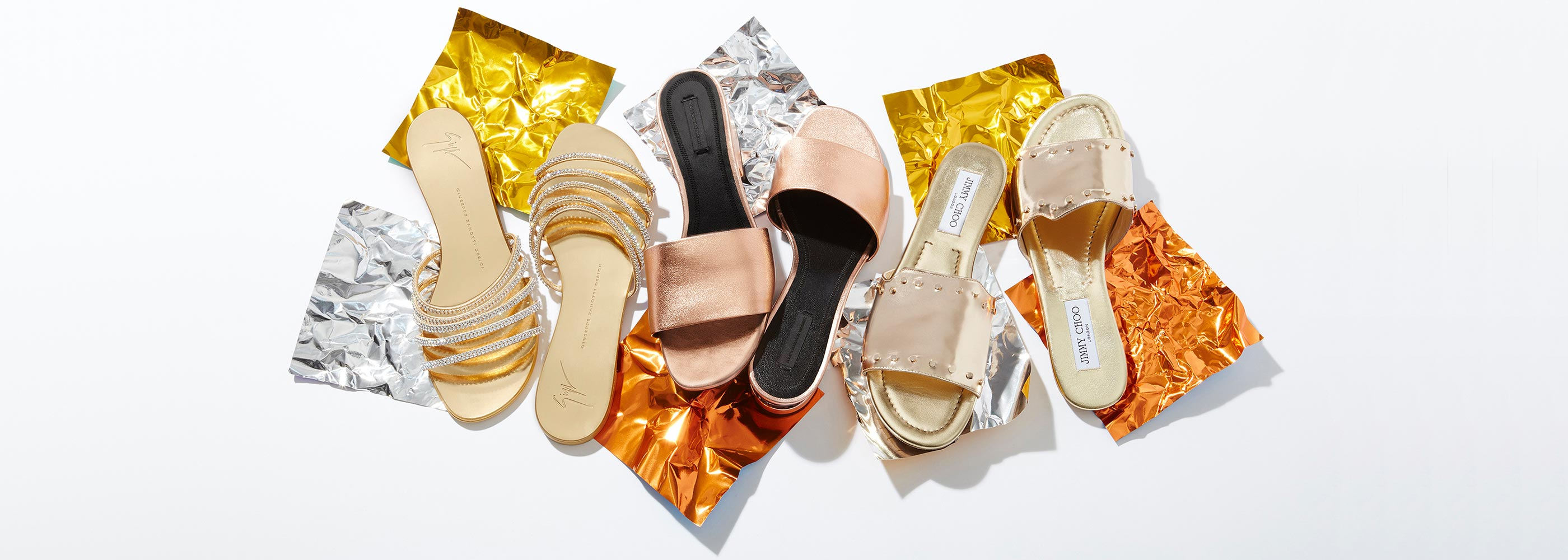 Just Add a Pedicure: Shop Sandals