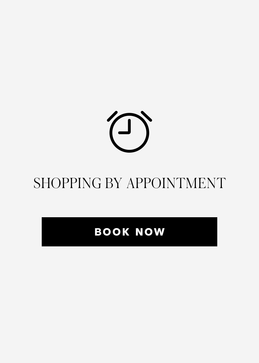 Shopping By Appointment Book Now