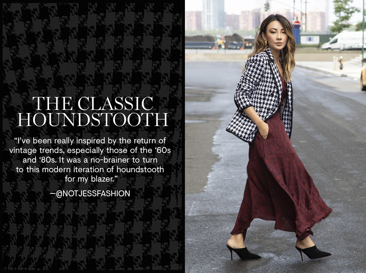 The Classic Houndstooth