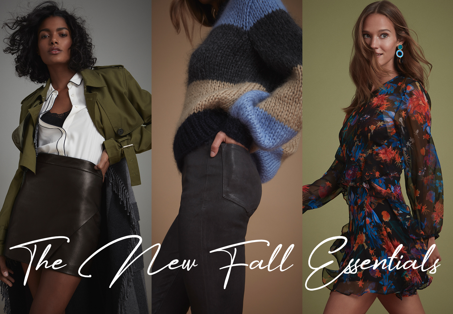 The New Fall Essentials