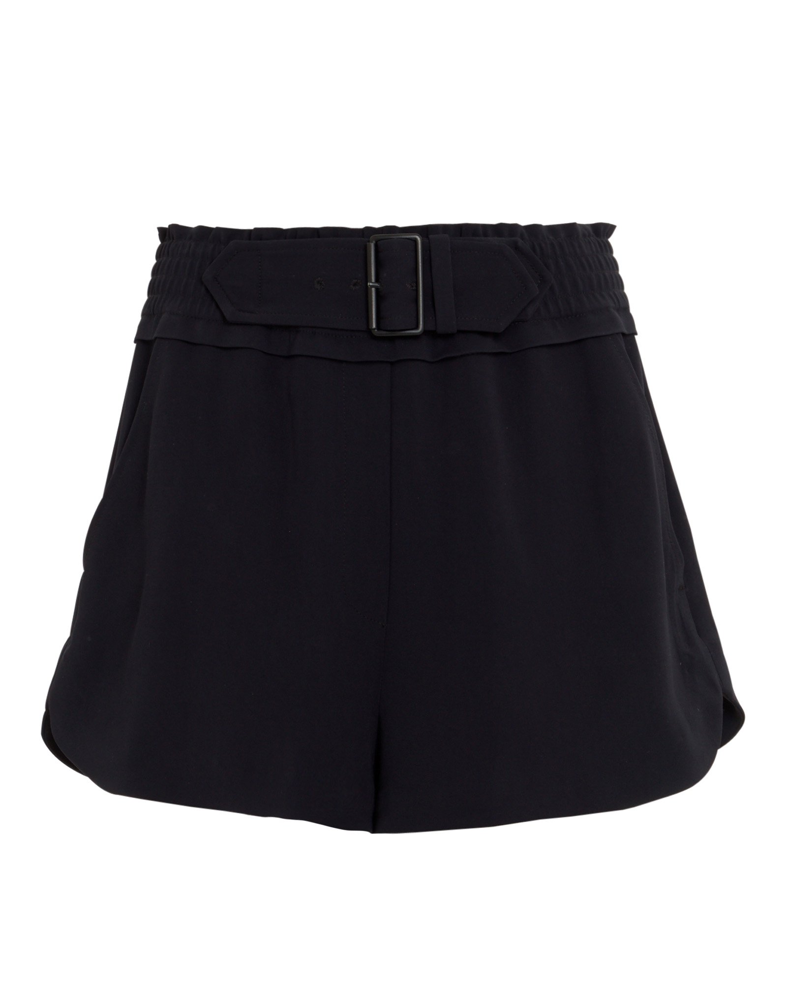 A.l.c Shorts A.L.C. AUBURN BELTED SHORTS  BLACK 6